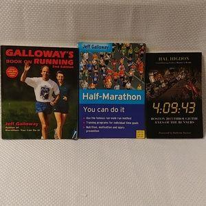 Running & 13.1 Half Marathon Training Boo
